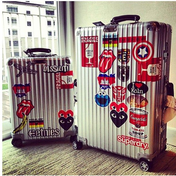 fashion suitcase
