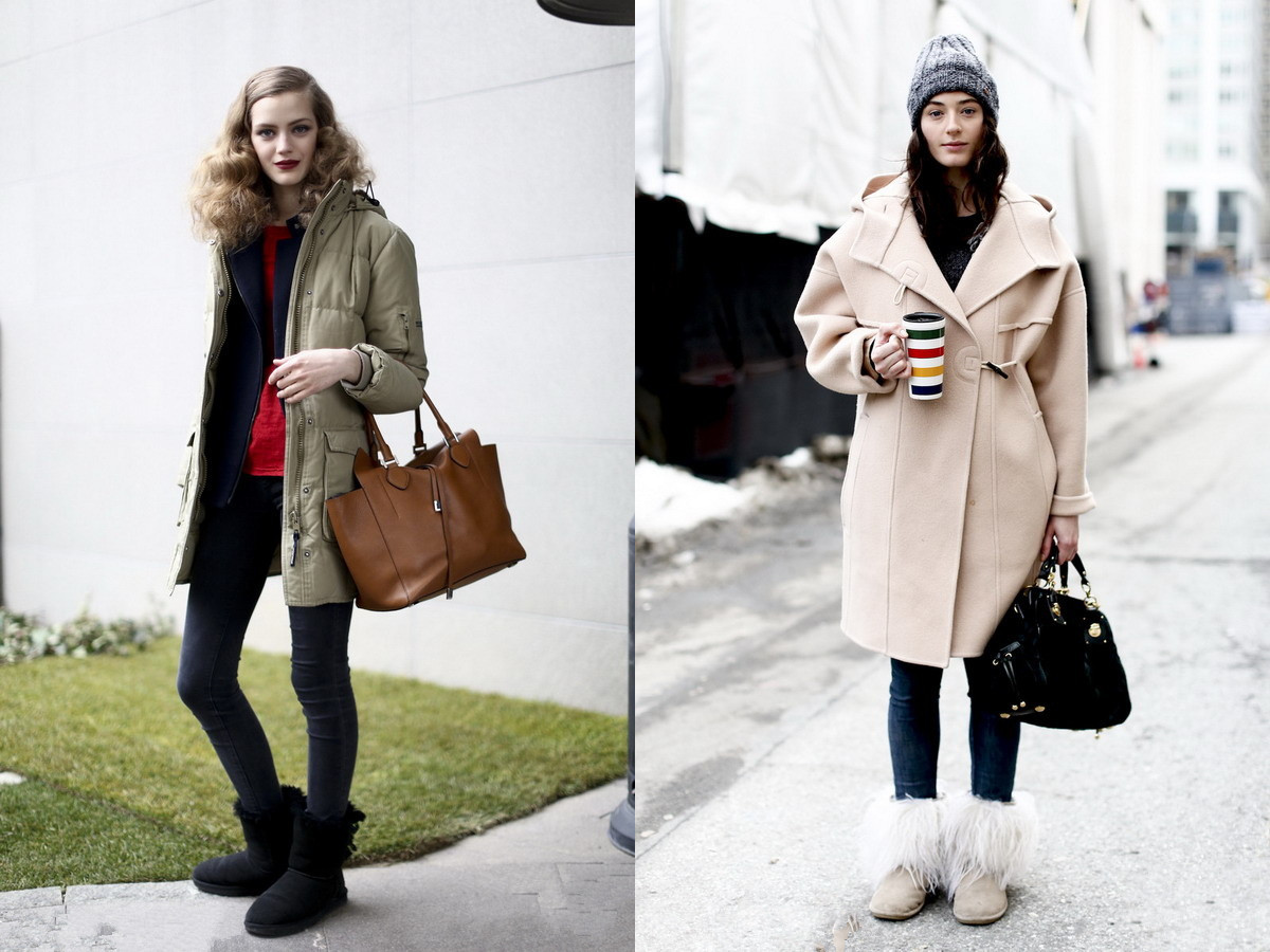 Warm and Stylish Snow Boot Looks You Must Get this Winter - Chic ...