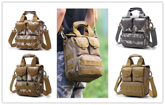 men tactical bag