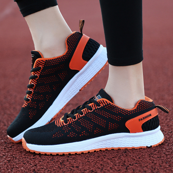 sport running shoes