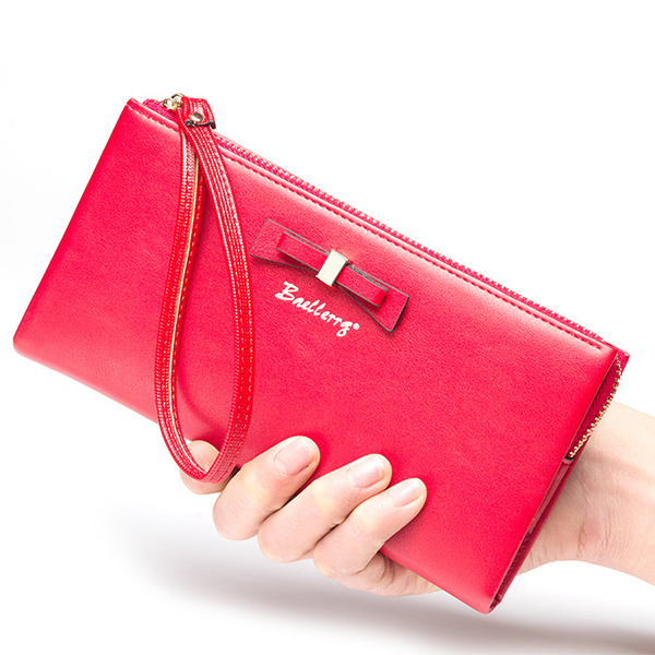 Womens clutch wallet